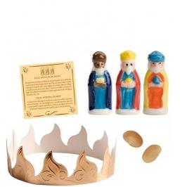 Kit Roscón de Reyes Nº 2