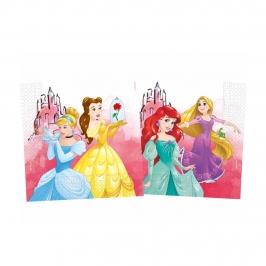 Servilletas Compostables Princesas Disney 20 ud
