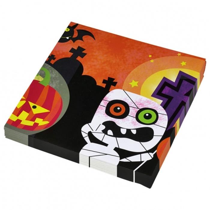 Servilletas Momia Halloween