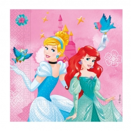 Servilletas Princesas Disney Dare to Dream