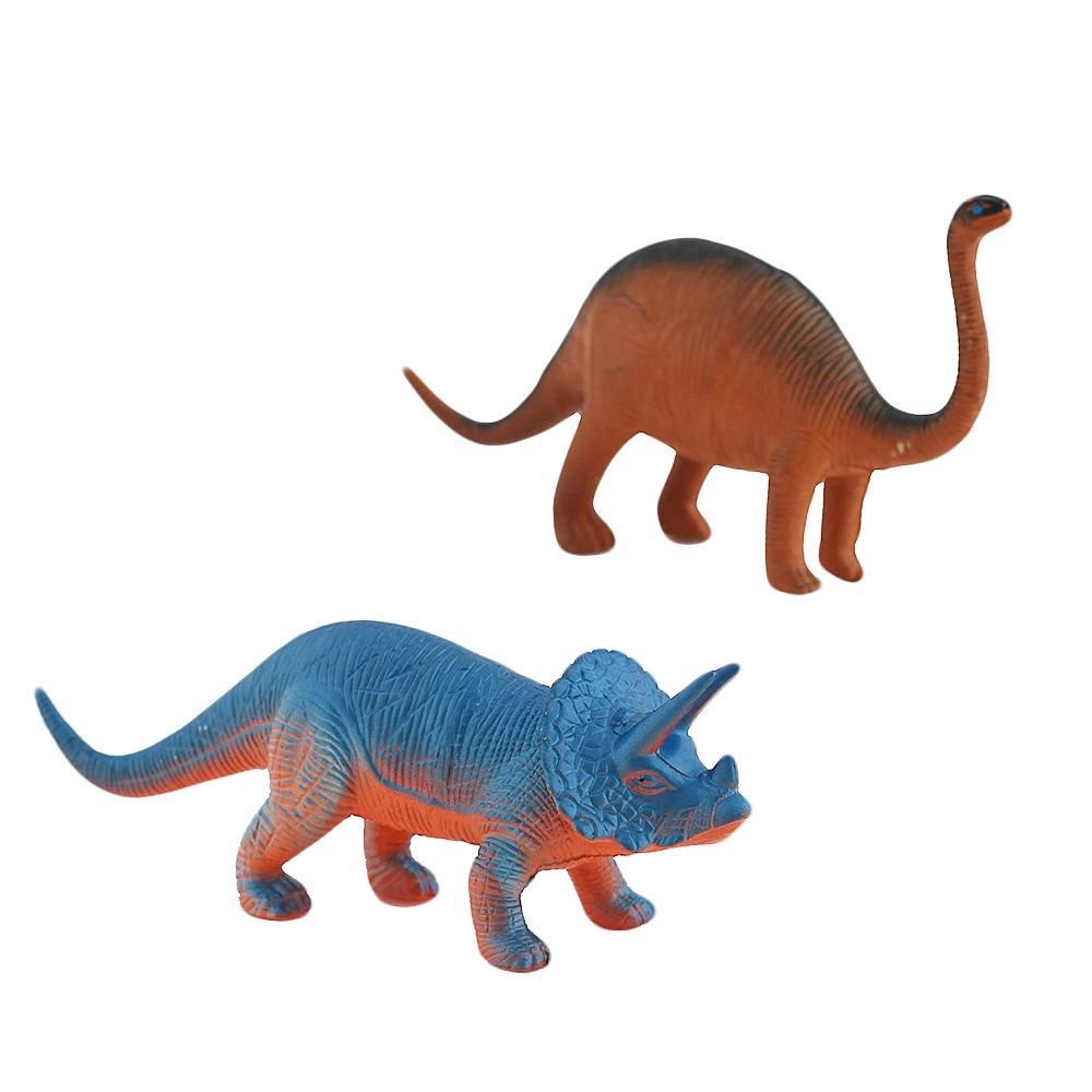 Set  2 Figuras para Tarta Dinosaurios