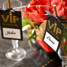 Set 10 Tarjetas de Lugar VIP