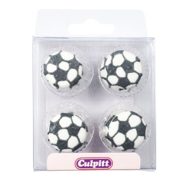 Set 12 Decoraciones Futbol