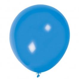 Set 2 globos Azules 50cm