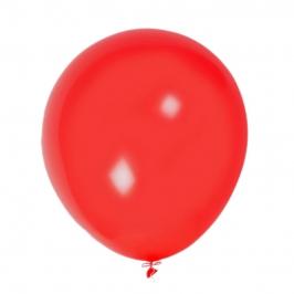 Set 2 globos Rojos 50cm