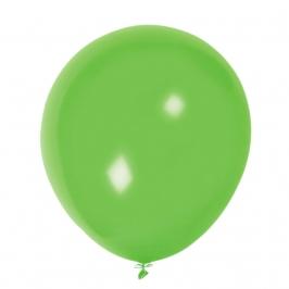 Set 2 globos Verdes 50cm