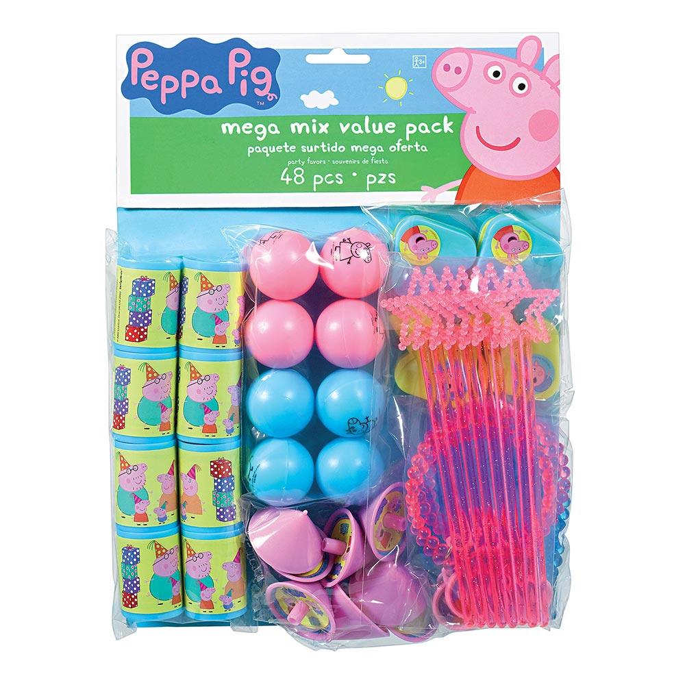 Set 48 Juguetes Peppa Pig