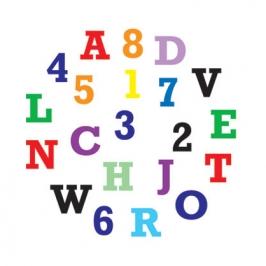 Set Cortadores Letras 1,5 cm Mayúsculas
