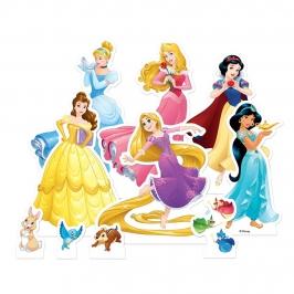 Set de 10 unidades para decorar mesas dulces de las Princesas Disney