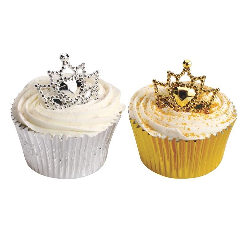 Set de 12 coronas decorativas