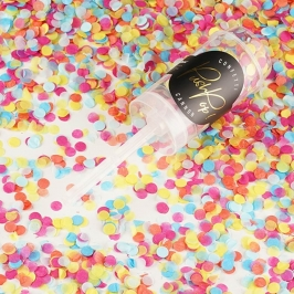 Set de 12 Push Pop Confetti Multicolor