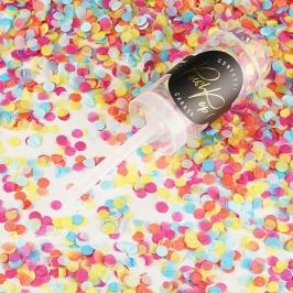 Set de 12 Push Pop Confetti Multicolor