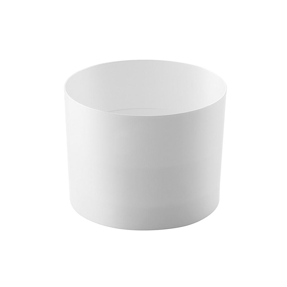 Set de 15 Mini Vasitos Blancos de 60 ml