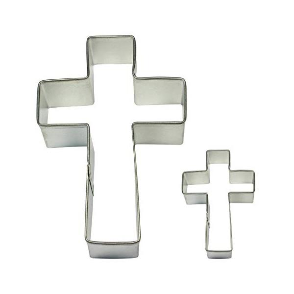 Set de 2 Cortadores Cruces