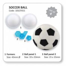Set de 4 piezas para hacer balones 3D