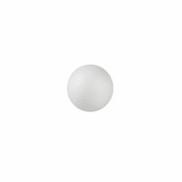 Set de 5 bolas de porexpan 7cm