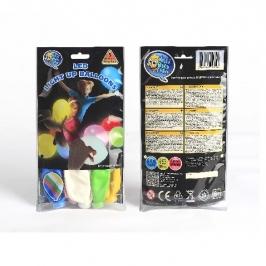 Set de 5 Globos Led colores surtidos