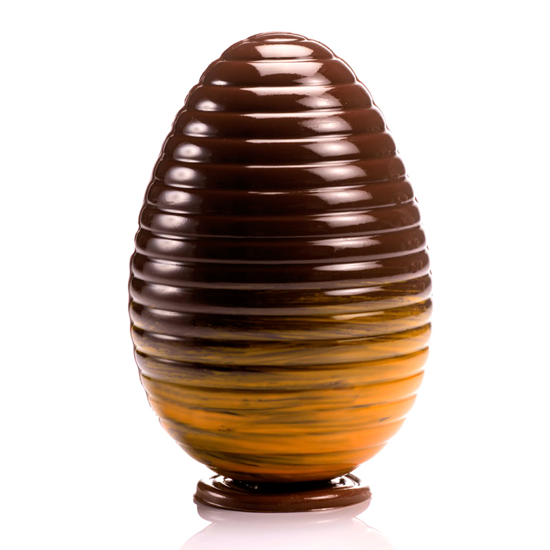 Set de 5 Moldes Huevo 18 cm Modelo A