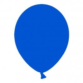 Set de 50 globos azules para decorar fiestas de 30 cm