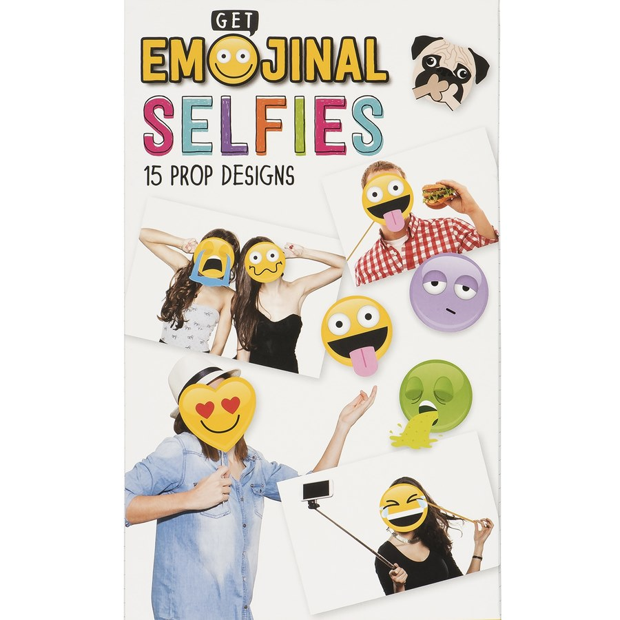 Set de Emoticonos para Photocall y Selfies