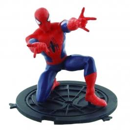 Figura para Tarta Spiderman Agachado
