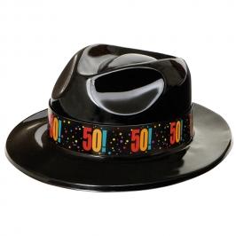 Sombrero Gangster 50 Años