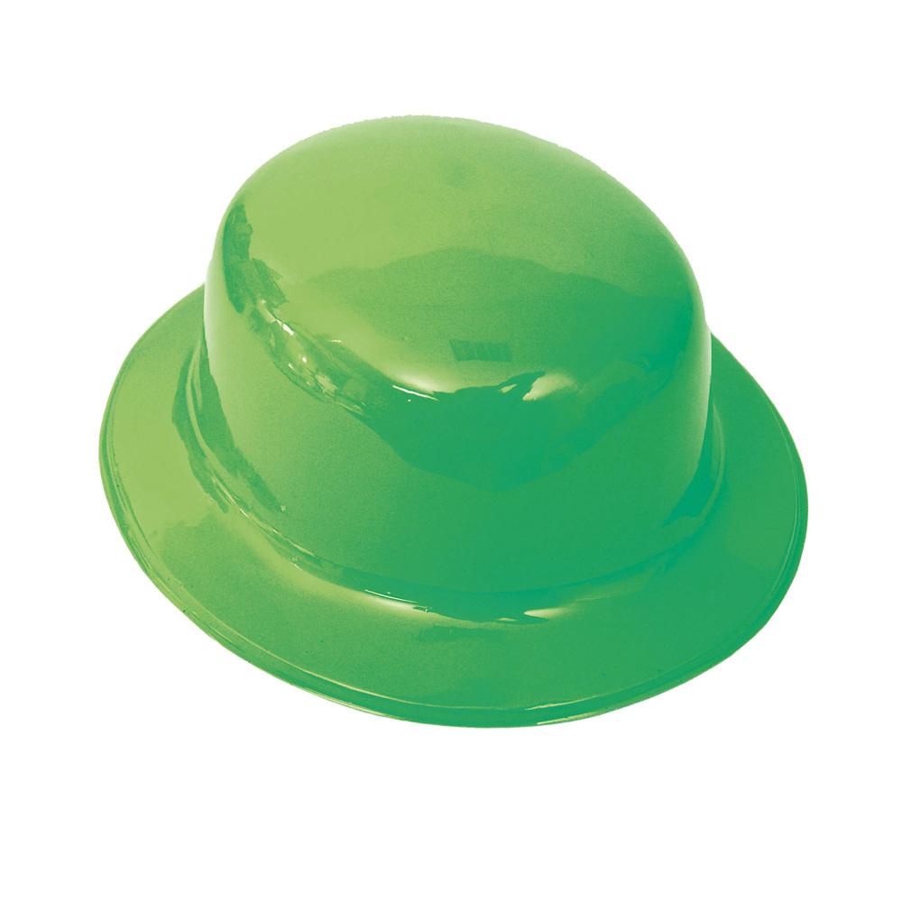 Sombrero Bombín Verde Pistacho 26 cm