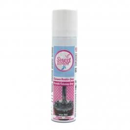 Spray Comestible Metalizado Plata 75 ml SweetKolor