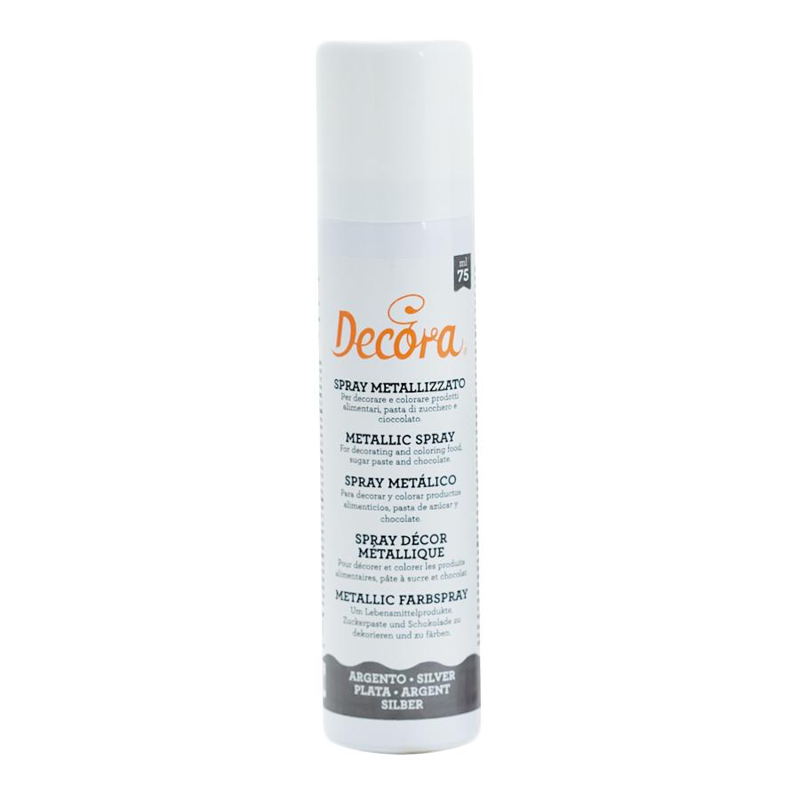 Spray comestible plata 75ml - My Karamelli