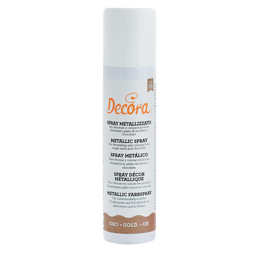 Spray efecto oro 75ml - My Karamelli