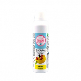 Spray Efecto Terciopelo Amarillo 150 ml