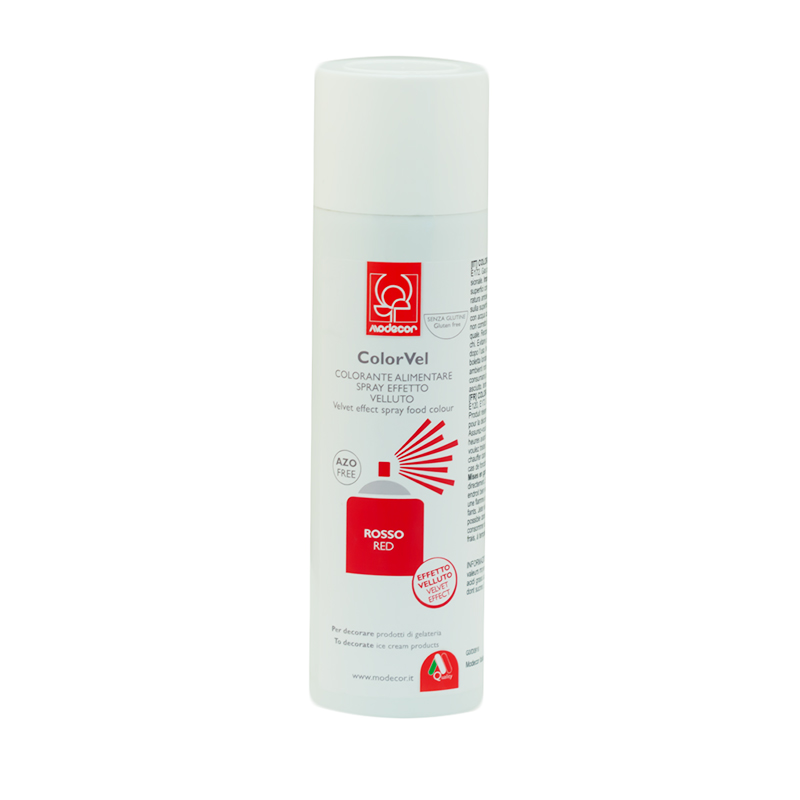 Spray Efecto Terciopelo Rojo 250 ml