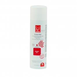 Spray Efecto Terciopelo Rojo 250 ml