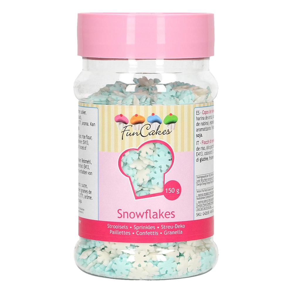 Sprinkles Copos de nieve 150 gr