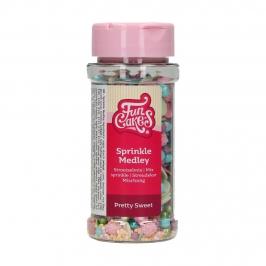 Sprinkles Medley Pretty Pink 65 gr