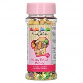 Sprinkles Medley Happy Easter 65 gr - FunCakes