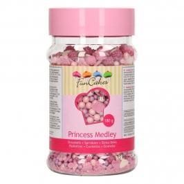 Sprinkles Medley Princesas 180 gr - FunCakes