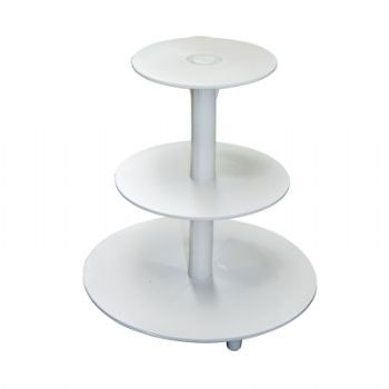 Stand para tartas de 3 niveles