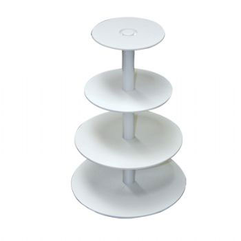 Stand para tartas de 4 Pisos
