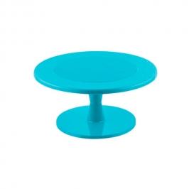 Stand Color Azul para Tartas 30 cm