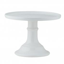 Stand de Cerámica para Tartas Blanco