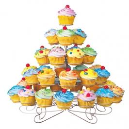 Stand Metálico para 38 Cupcakes