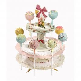 Stand para cake pops vintage