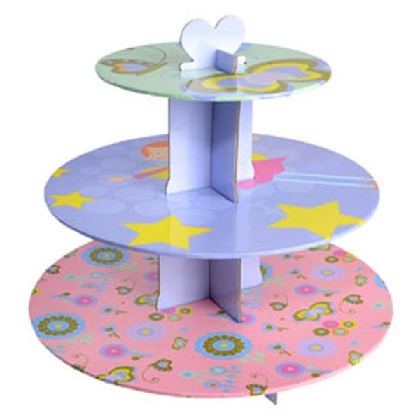 Stand para Cupcakes Modelo Fantasy