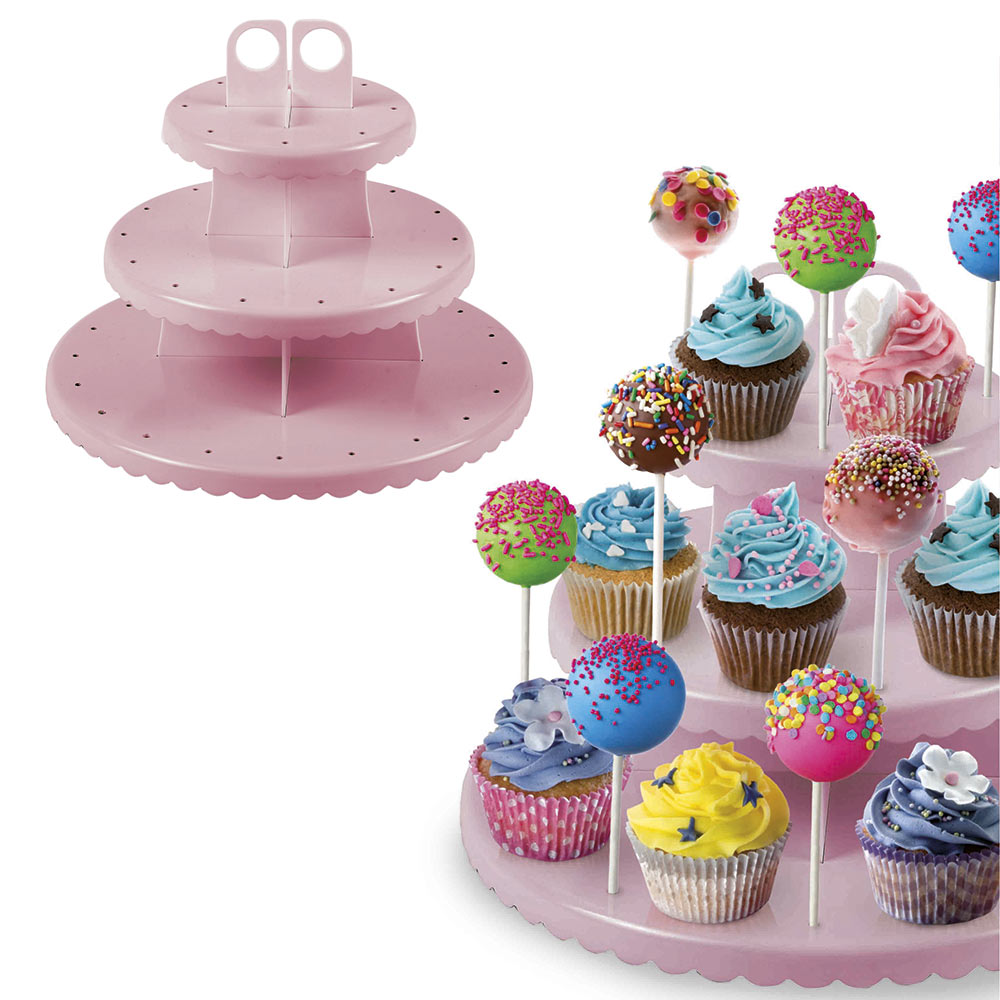 Stand para Cupcakes y CakePops