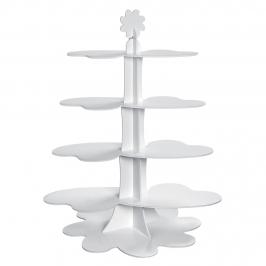 Stand para cupcakes y dulces de 4 alturas 70 cm CLOUD