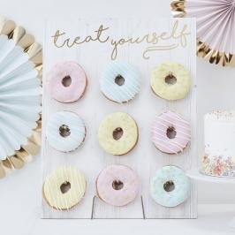 Stand para donuts para poner en fiestas de 40 cm