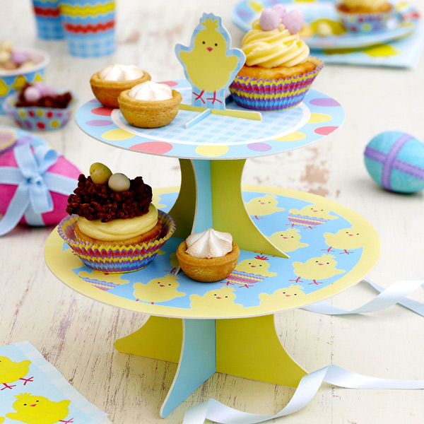 Stand para Dulces Happy Easter