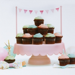 Stand para Dulces Magic Pink