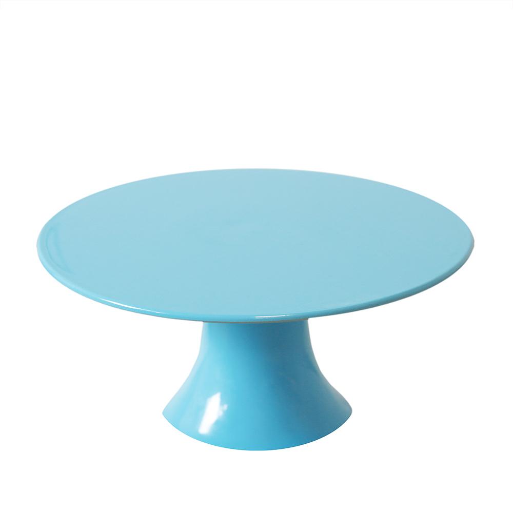 Stand para Tartas Azul Claro 22 cm